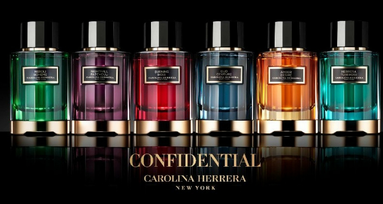 Carolina Herrera Confidential Perfume Carolina Herrera