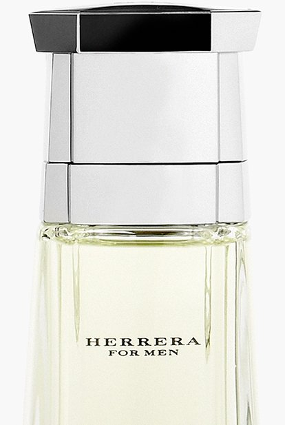 f74f11afbf Created by a woman, for a man, Herrera for Men is a seductive fragrance  imbued with character and personality, dressing the man who wears it with  elegance ...