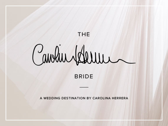 the carolina herrera bride