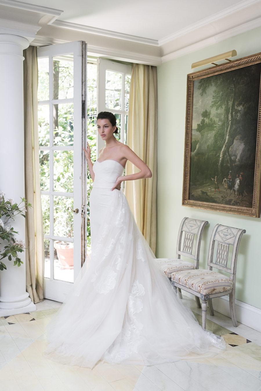 Carolina Herrera Bridal Store
