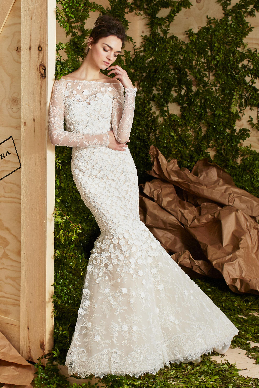 Bridal Trend: Floral Texture