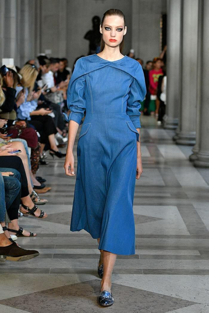 Carolina Herrera New York - Spring 2017 - Look 2