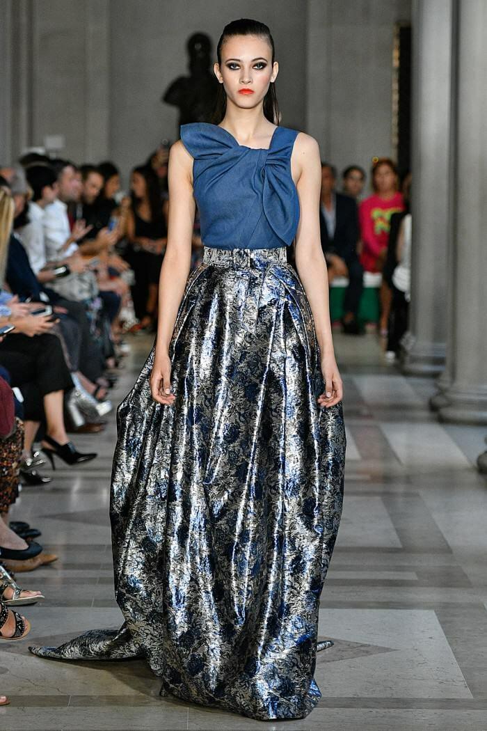 Carolina Herrera New York - Spring 2017 - Look 5