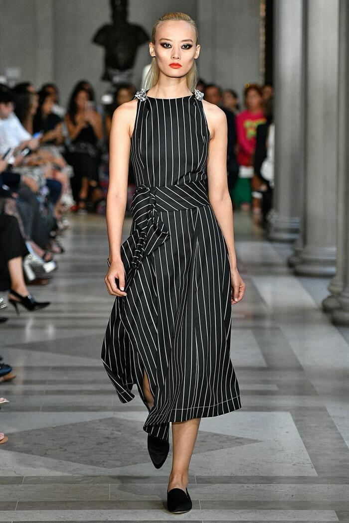 Carolina Herrera New York - Spring 2017 - Look 12