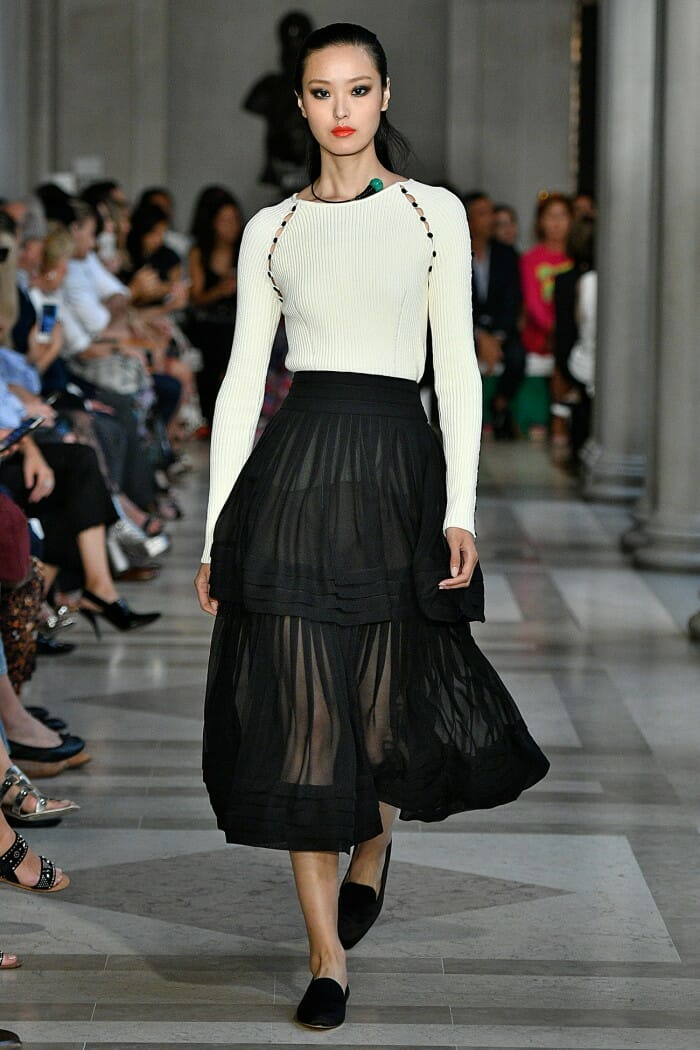 Carolina Herrera New York - Spring 2017 - Look 13