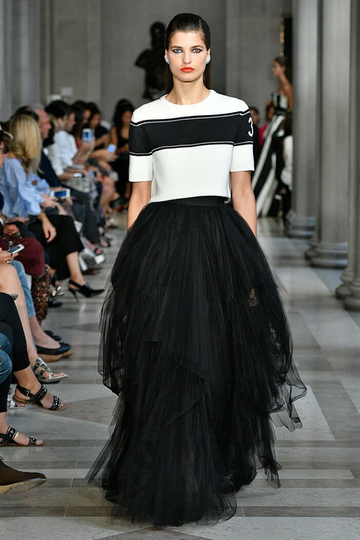 Carolina Herrera New York - Spring 2017 - Look 17