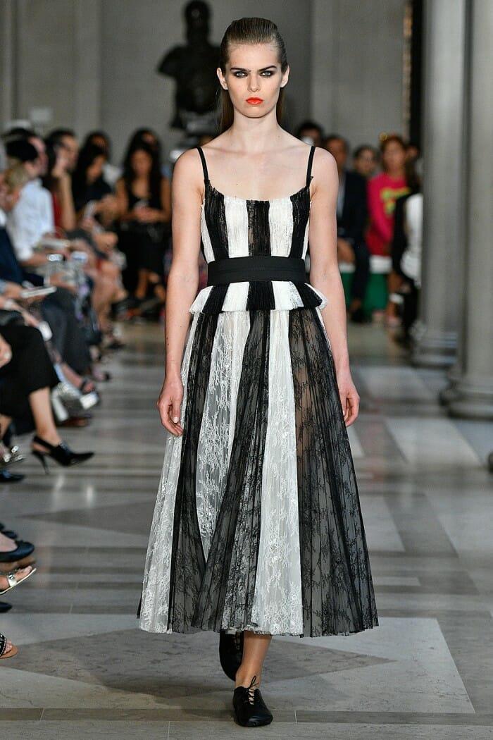 Carolina Herrera New York - Spring 2017 - Look 21