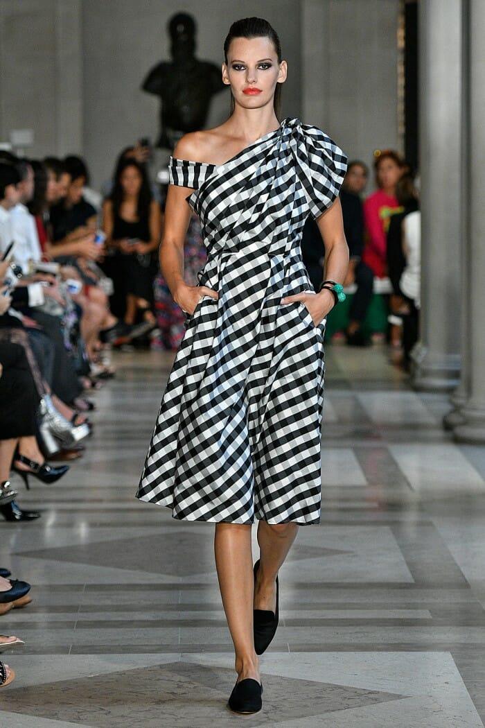 Carolina Herrera New York - Spring 2017 - Look 25