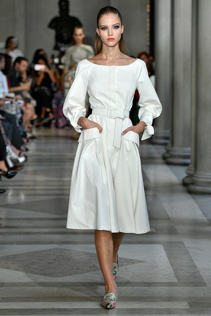 Carolina Herrera New York - Spring 2017 - Look 26