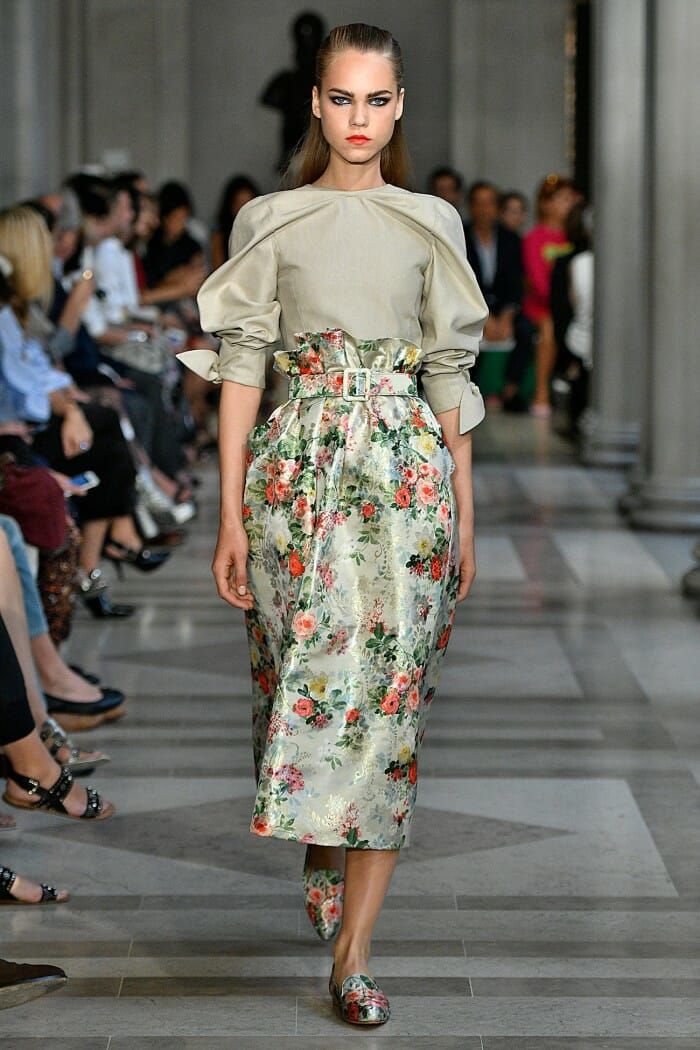 Carolina Herrera New York - Spring 2017 - Look 27