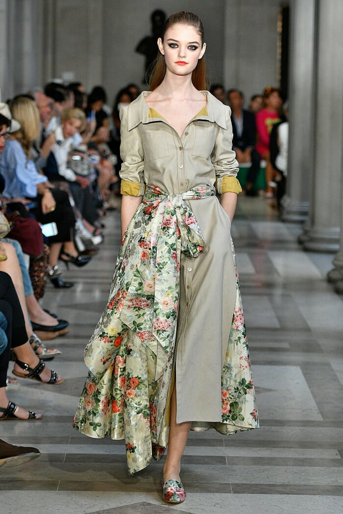 Carolina Herrera New York - Spring 2017 - Look 28