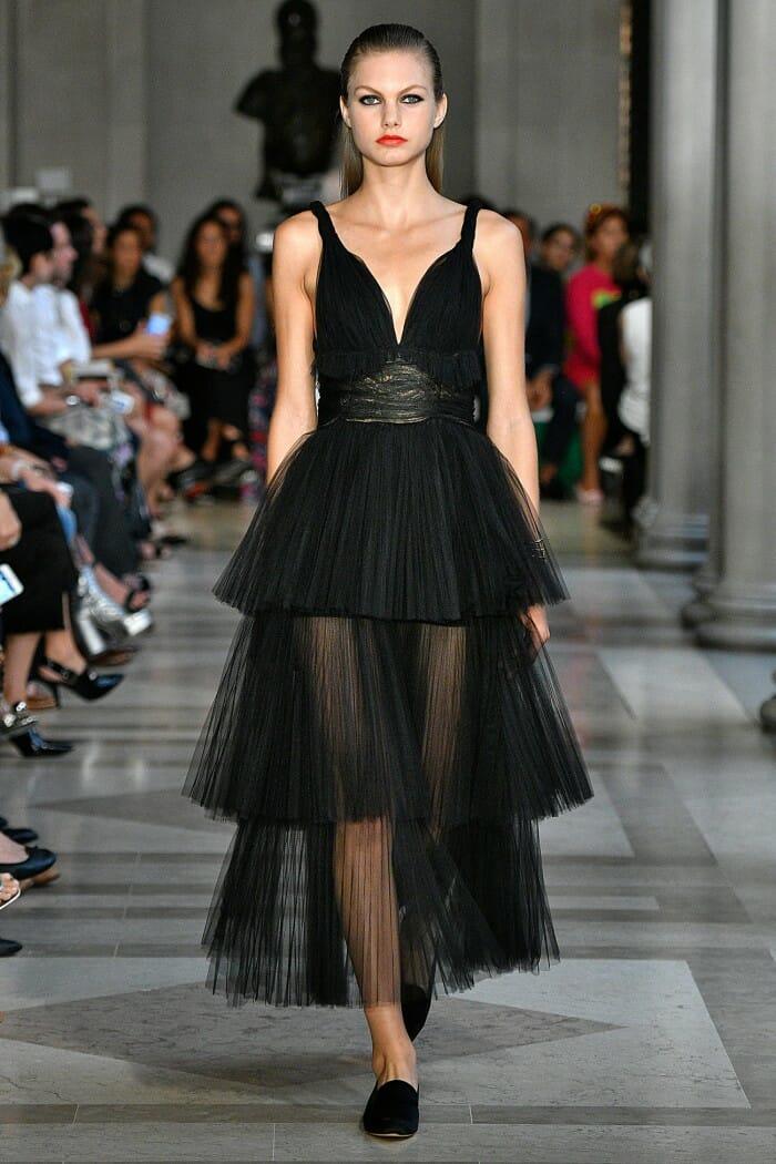 Carolina Herrera New York - Spring 2017 - Look 36