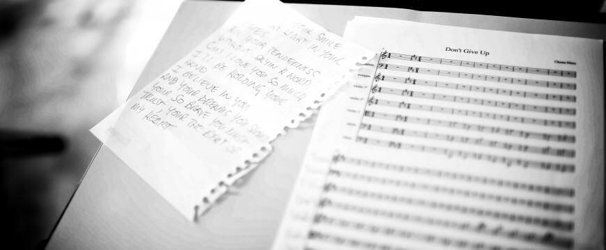 CHPINK16_MakingOf_Lyrics_BW