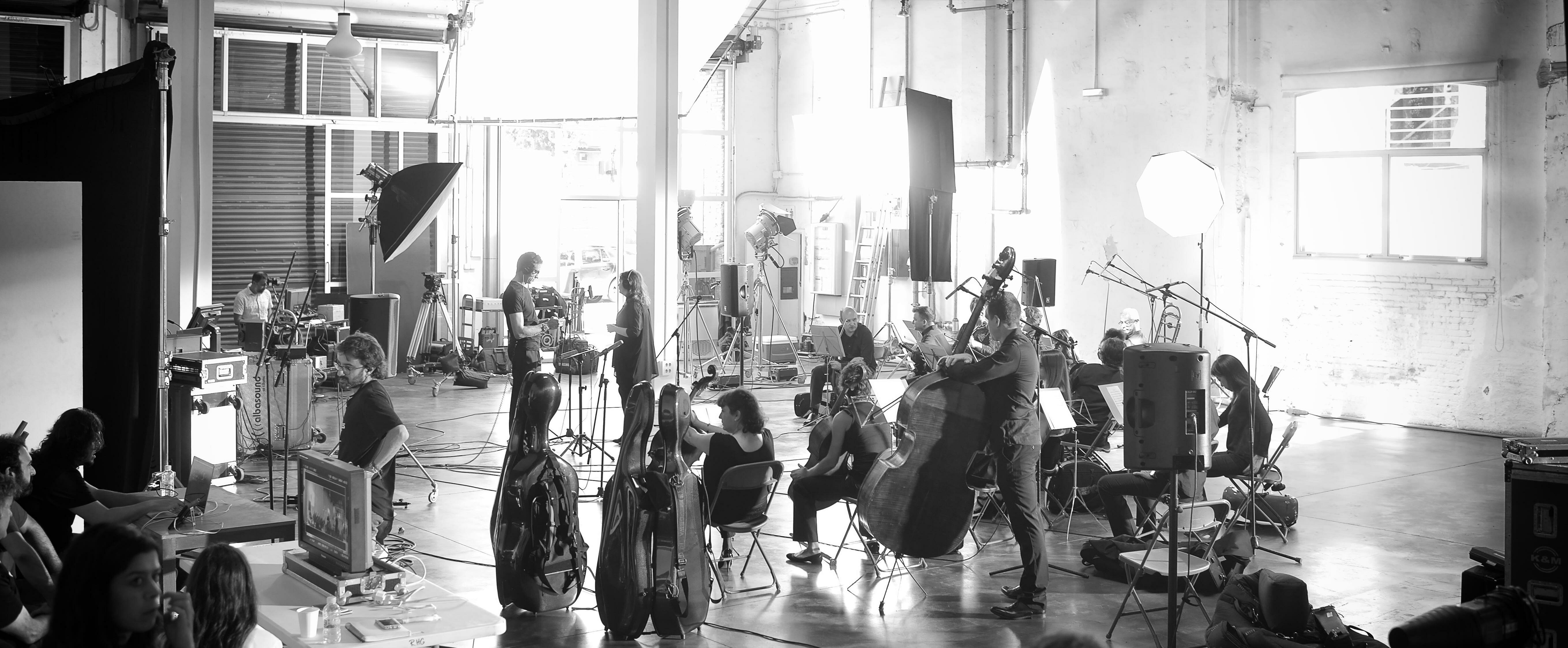 CHPINK16_MakingOf_Orchestra_BW