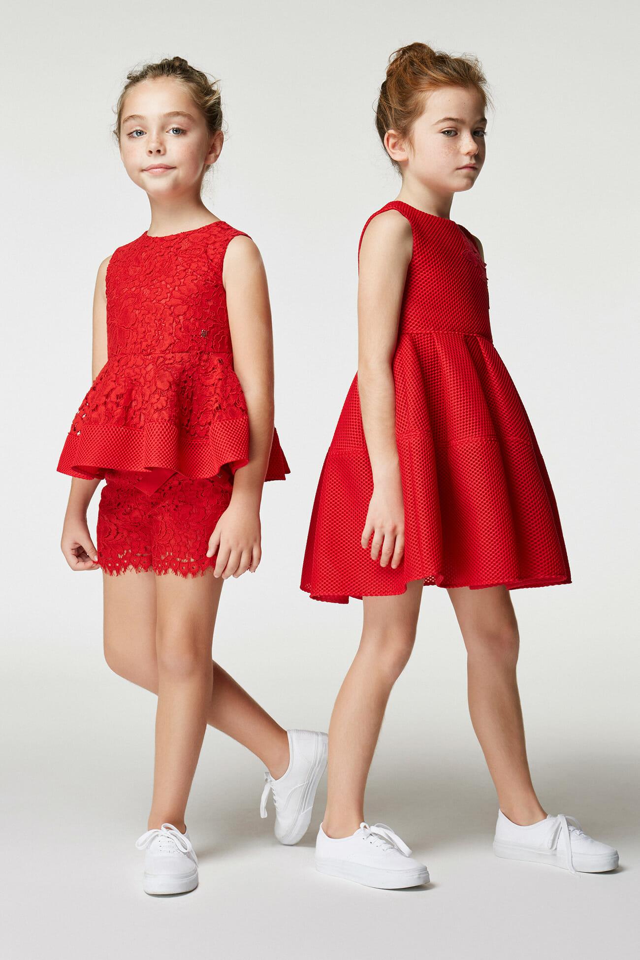 Look 04 carolina herrera - Modelos de faldas de moda ...