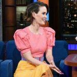 chny-fashion-Sarah-Paulson-wearing-carolina-herrera