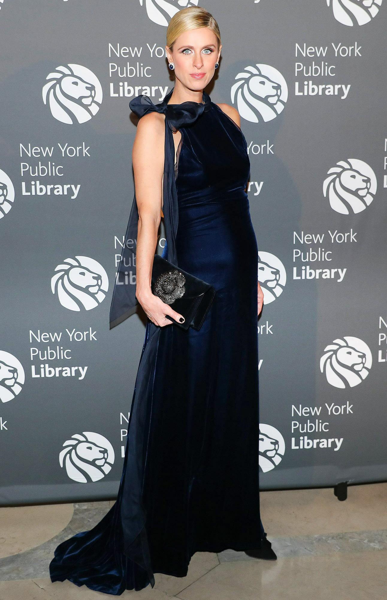 chny-fashion-Nicky-Hilton-wearing-carolina-herrera-dress