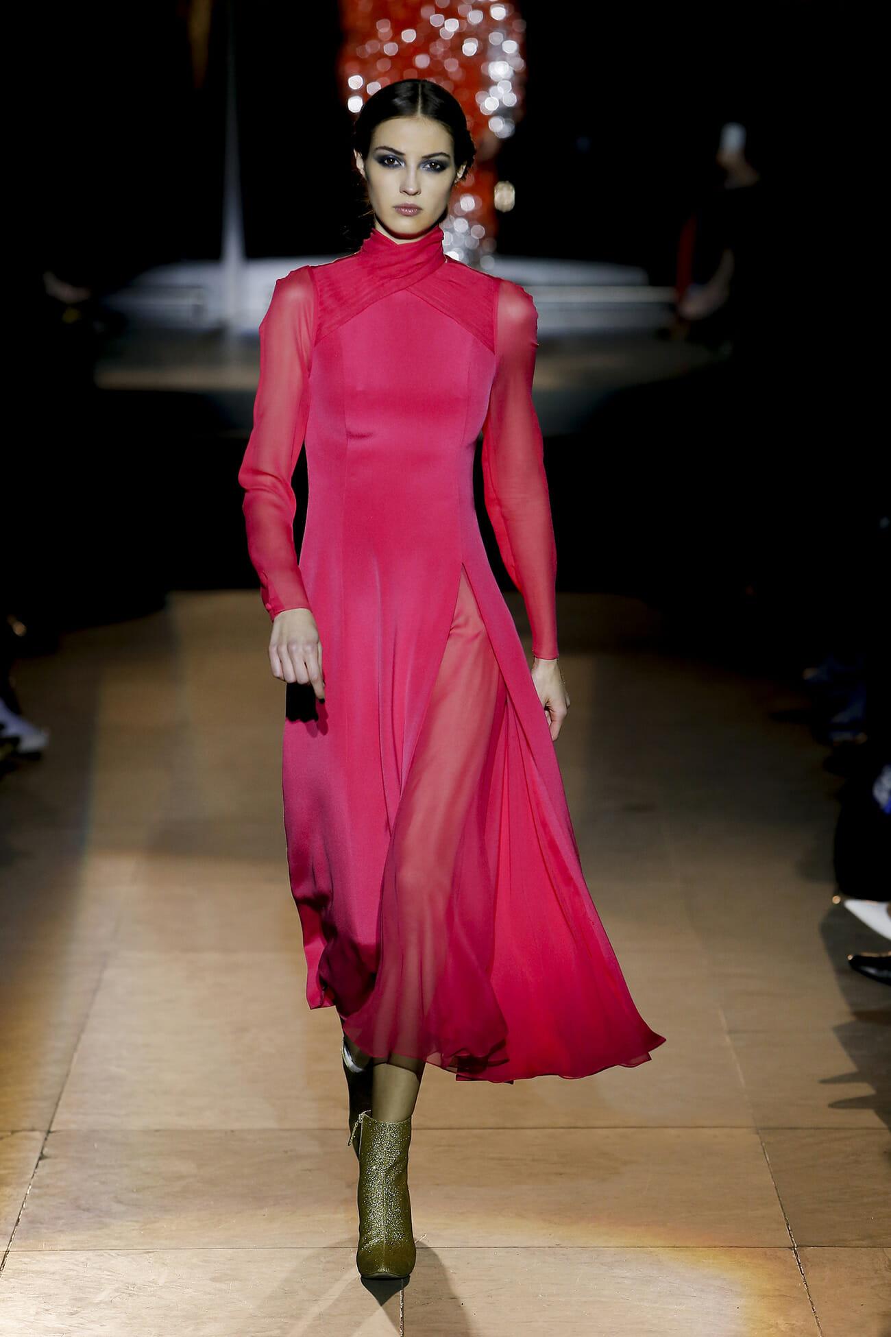 Look 24 | Carolina Herrera