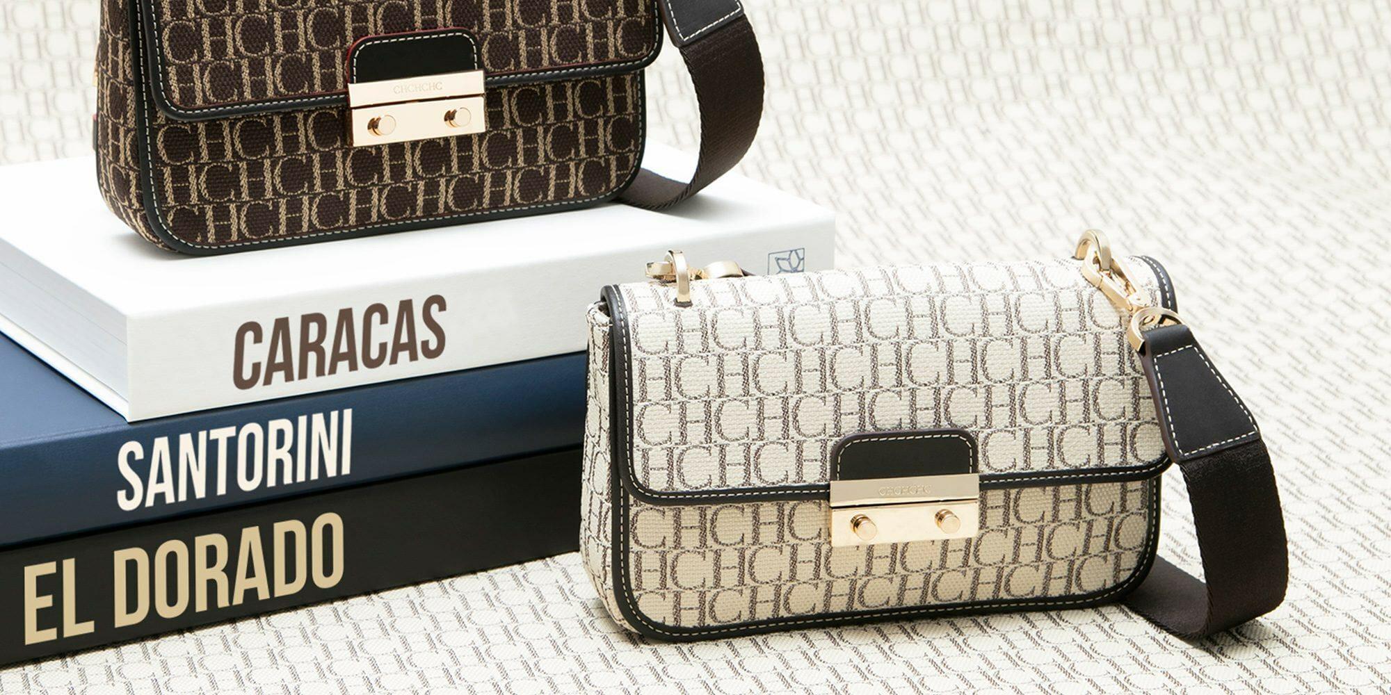 ch carolina herrera fashion bags caracas
