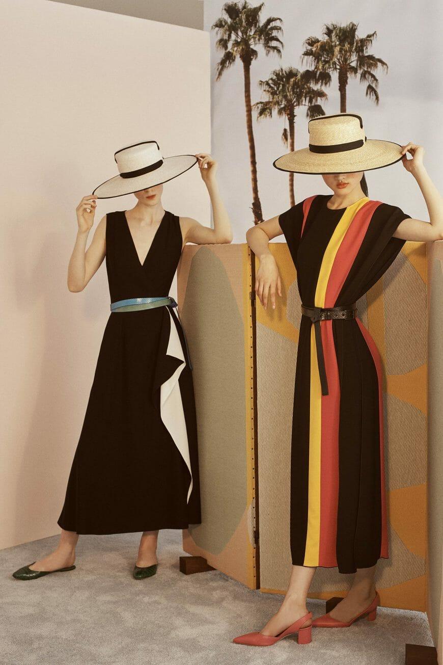 Introducing the Carolina Herrera Resort 2019 Collection