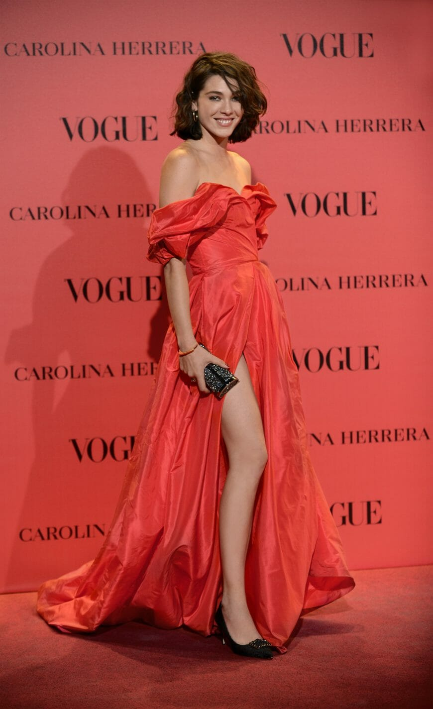 Carolina Herrera celebrates thirty years of Vogue Spain