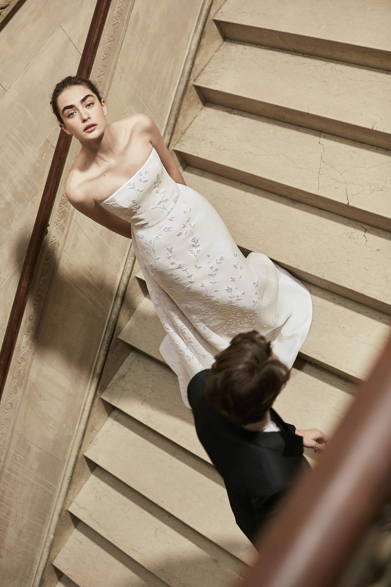 Carolina-Herrera-New-York-BridalSpring-2019-look-1