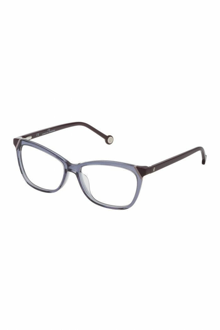 Acetate style Transparent Grey