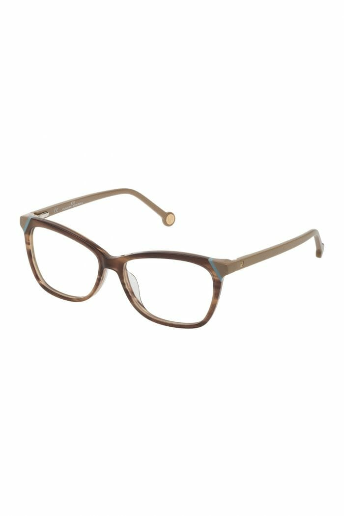 Acetate style Beige-Blue
