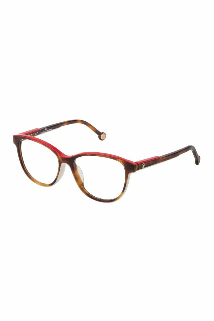 Acetate style Red/Milk details