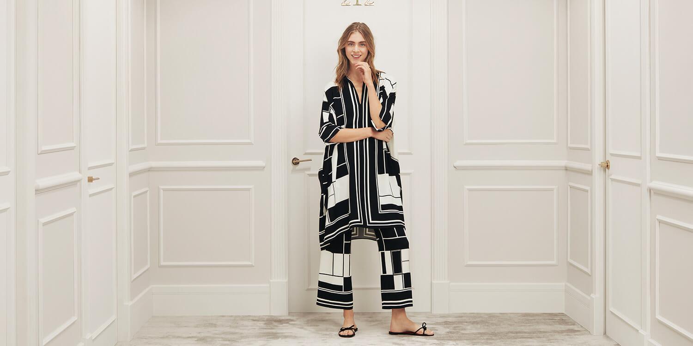 ch_carolina_herrera_fashion_model_black_white_look_hello_yellow_lookbook