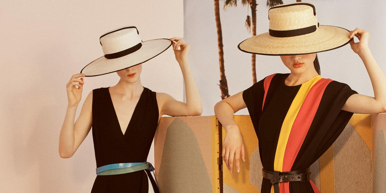 CHNY_carolina_herrera_new_york_homepage_resort_2019_campaign_models_hats_dresses