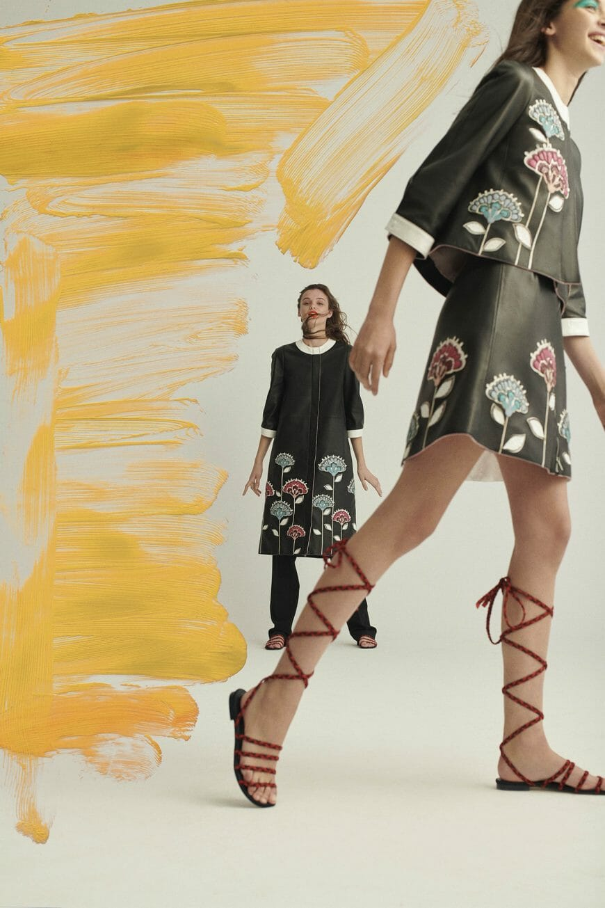 Introducing the Carolina Herrera Pre-Fall 2019 Collection