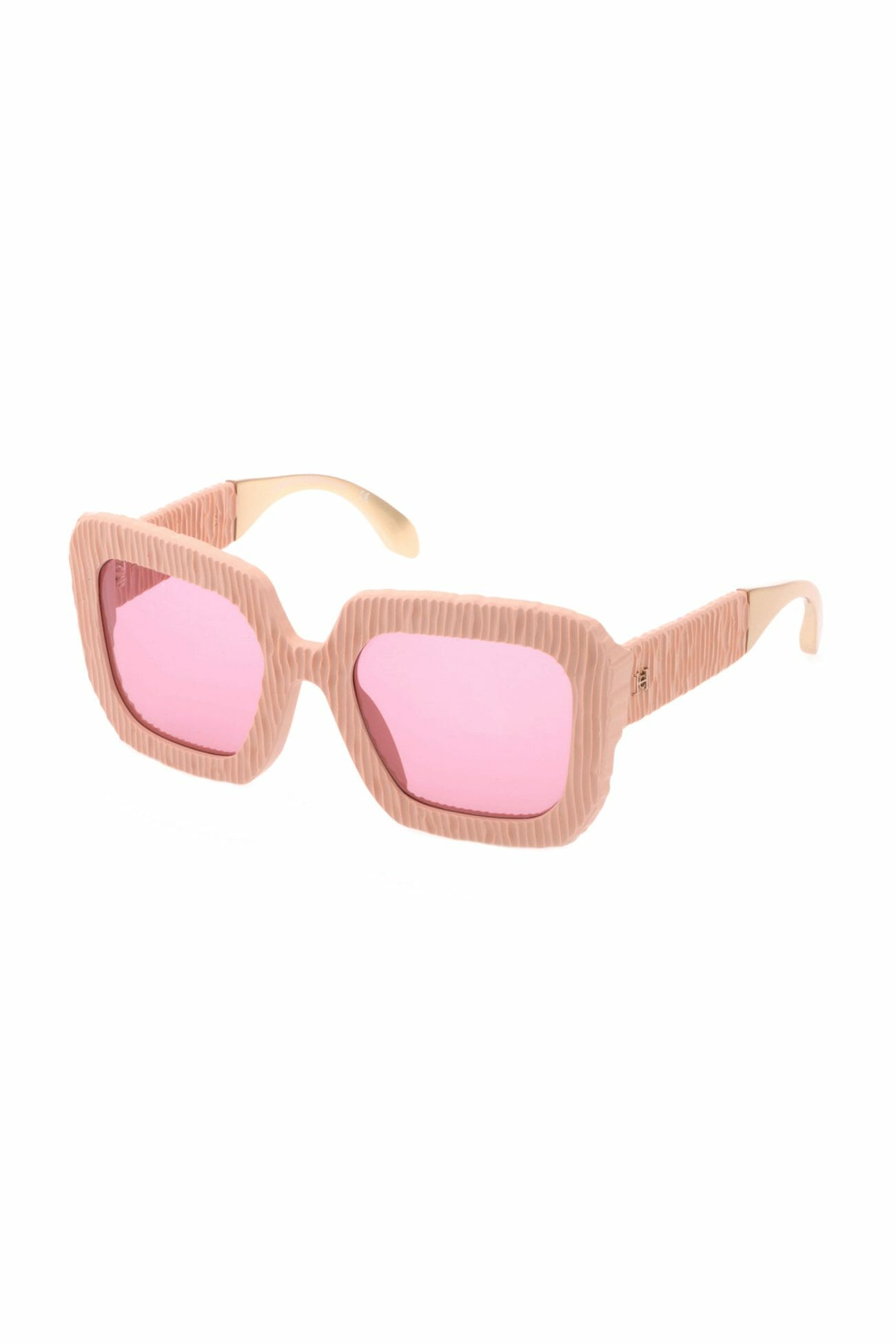 Sunglasses square in pink color
