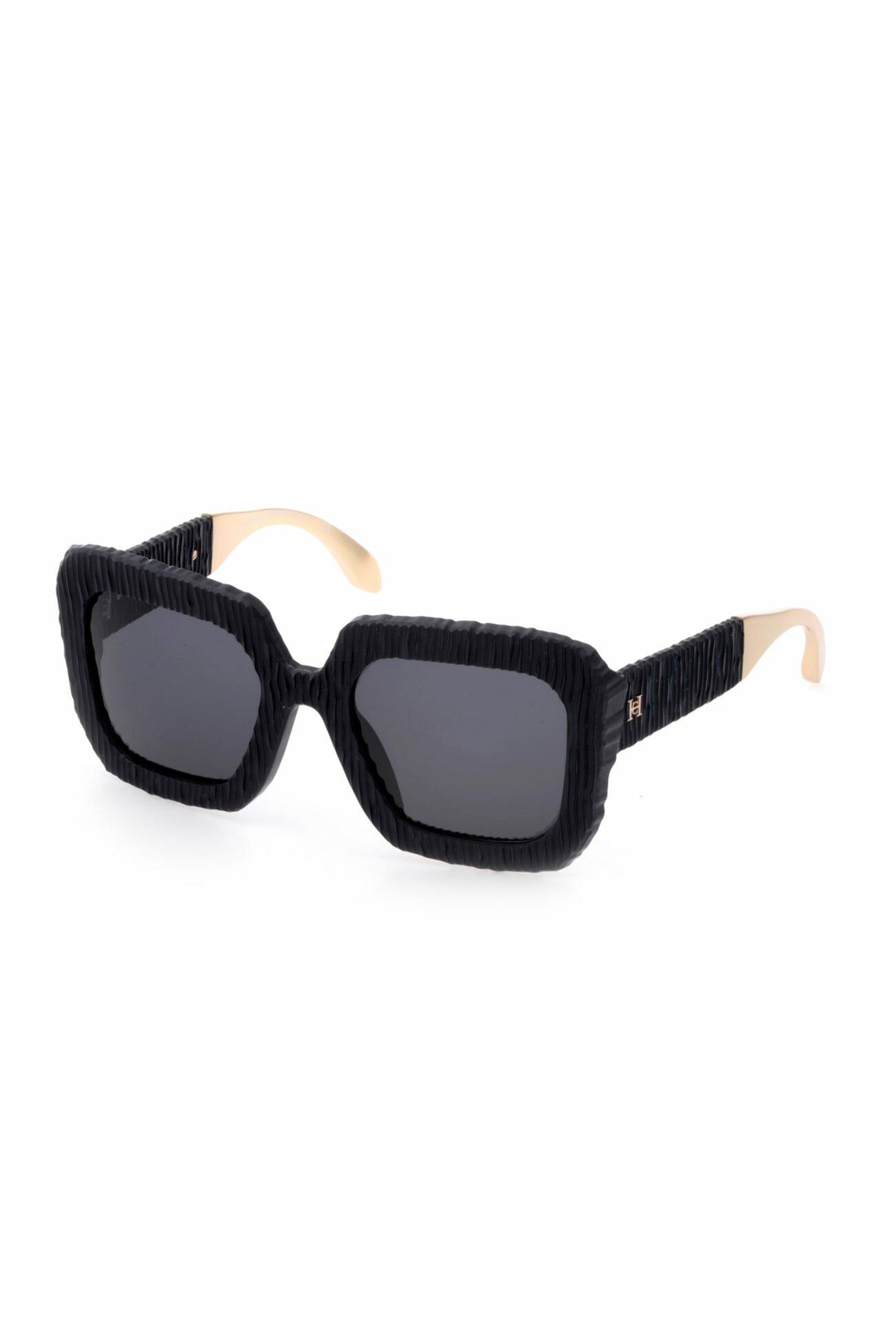 Новые солнцезащитные очки carolina herrera new york с большими квадратными стёклами