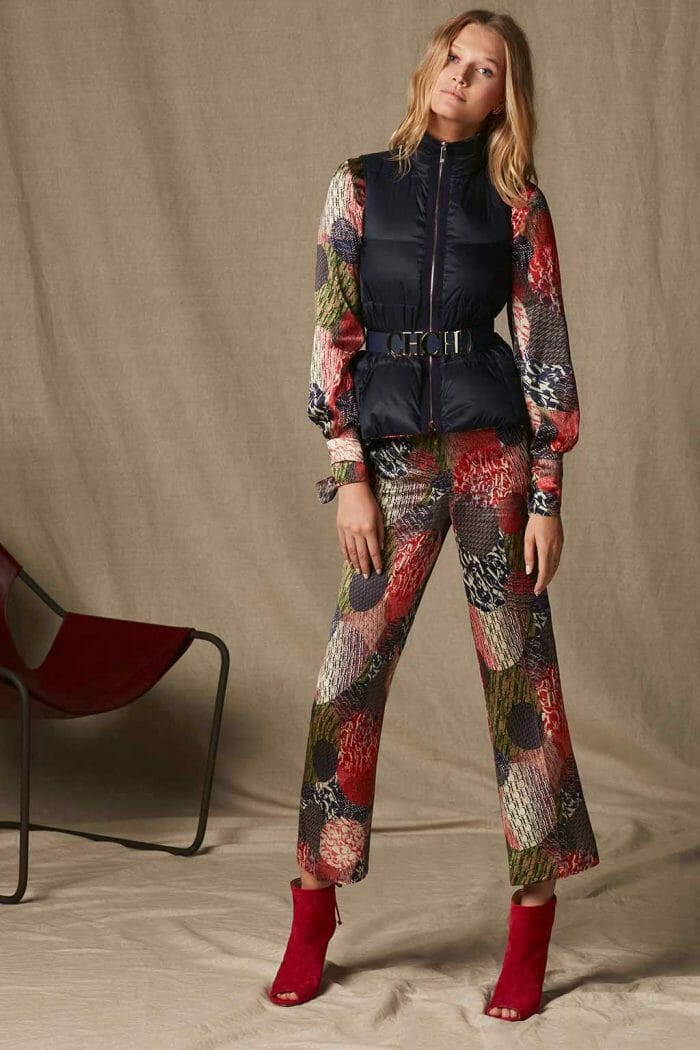 CH Carolina Herrera. New womenswear collection Falling for CH. Look 04