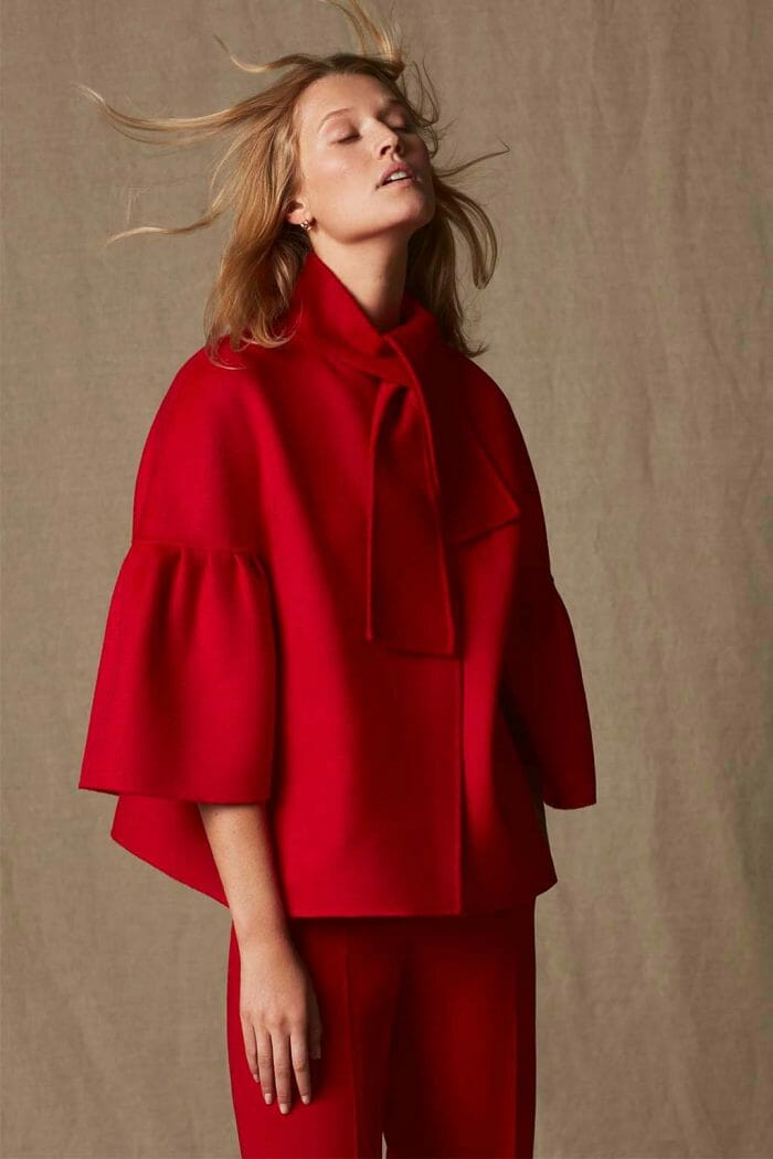 CH Carolina Herrera. New womenswear collection Falling for CH. Look 10