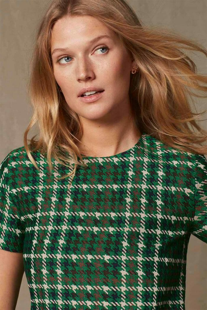 CH Carolina Herrera. New womenswear collection Falling for CH. Look 12