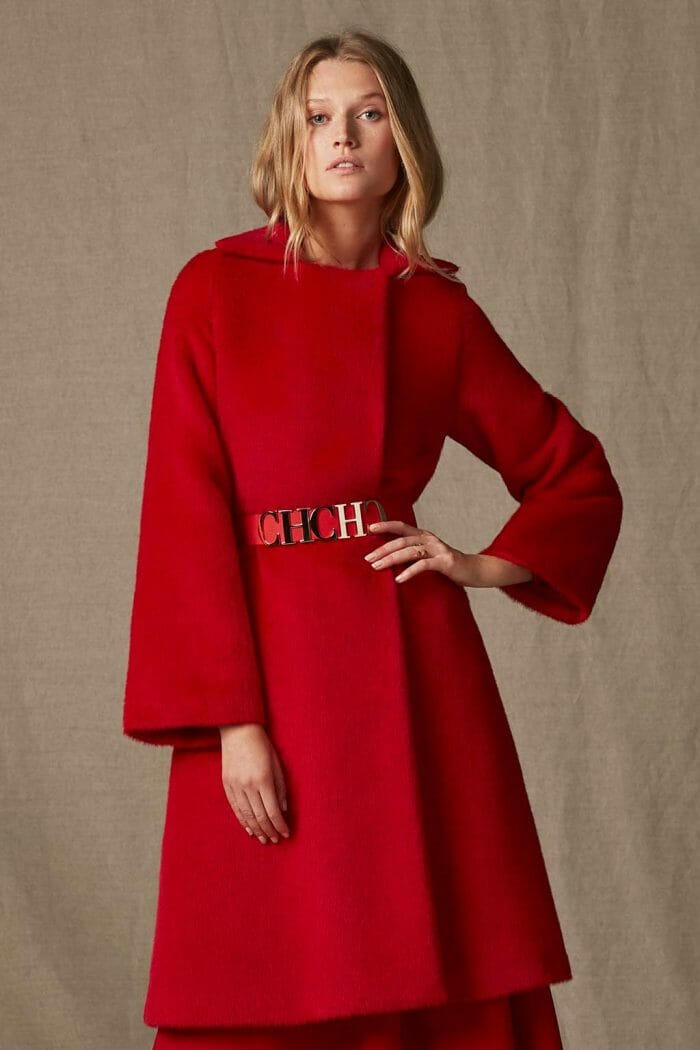 CH Carolina Herrera. New womenswear collection Falling for CH. Look 14