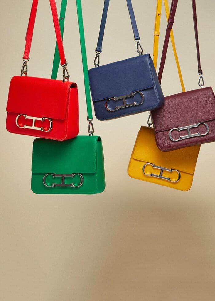 CH Carolina Herrera. Initials Insignia Bag.