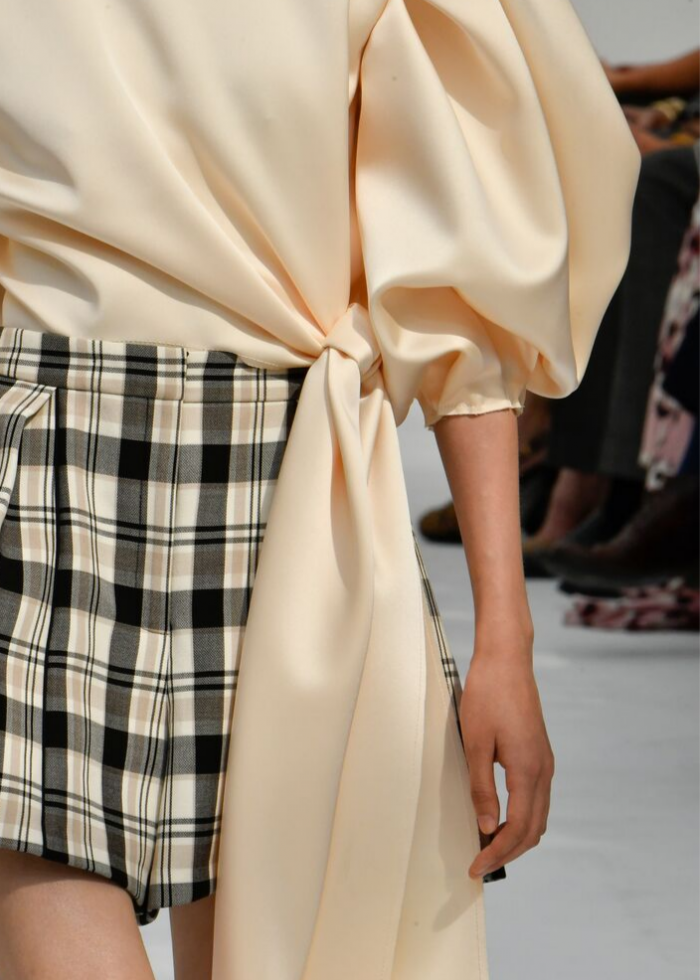Carolina Herrera New York Fashion Show Spring 2020
