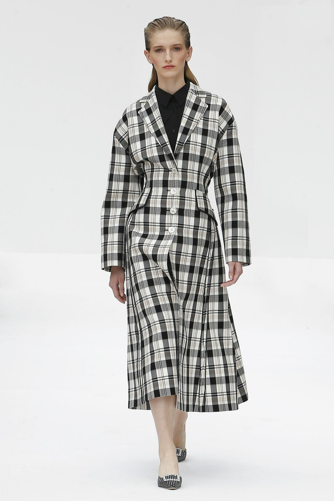 Carolina Herrera New York trench coat