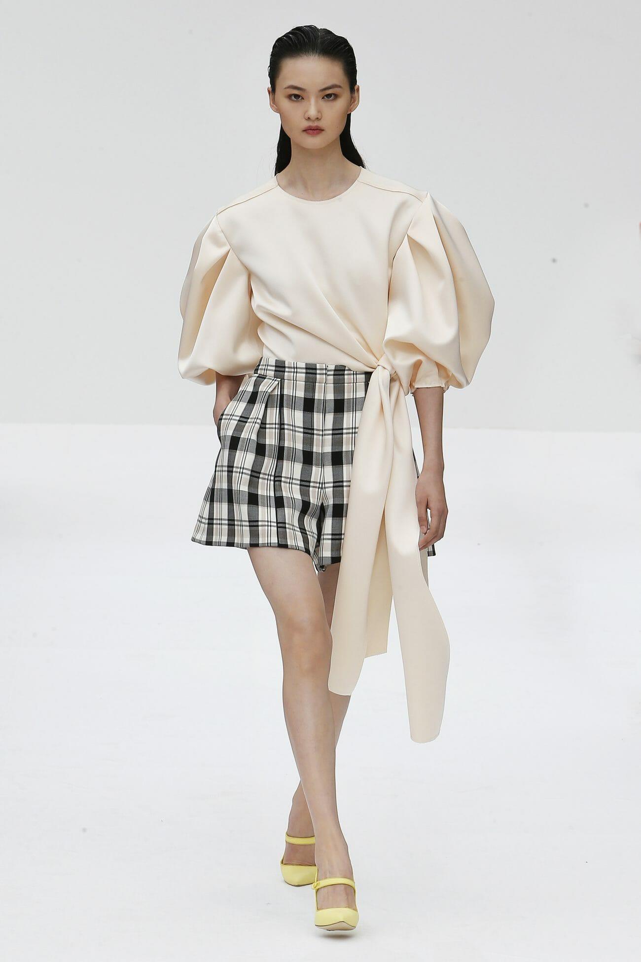 Carolina Herrera New York mini dress