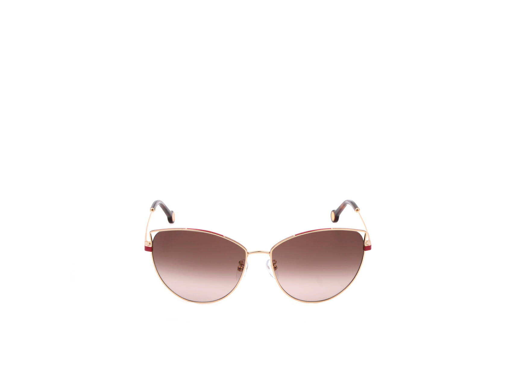 ch carolina herrera eyewear women front