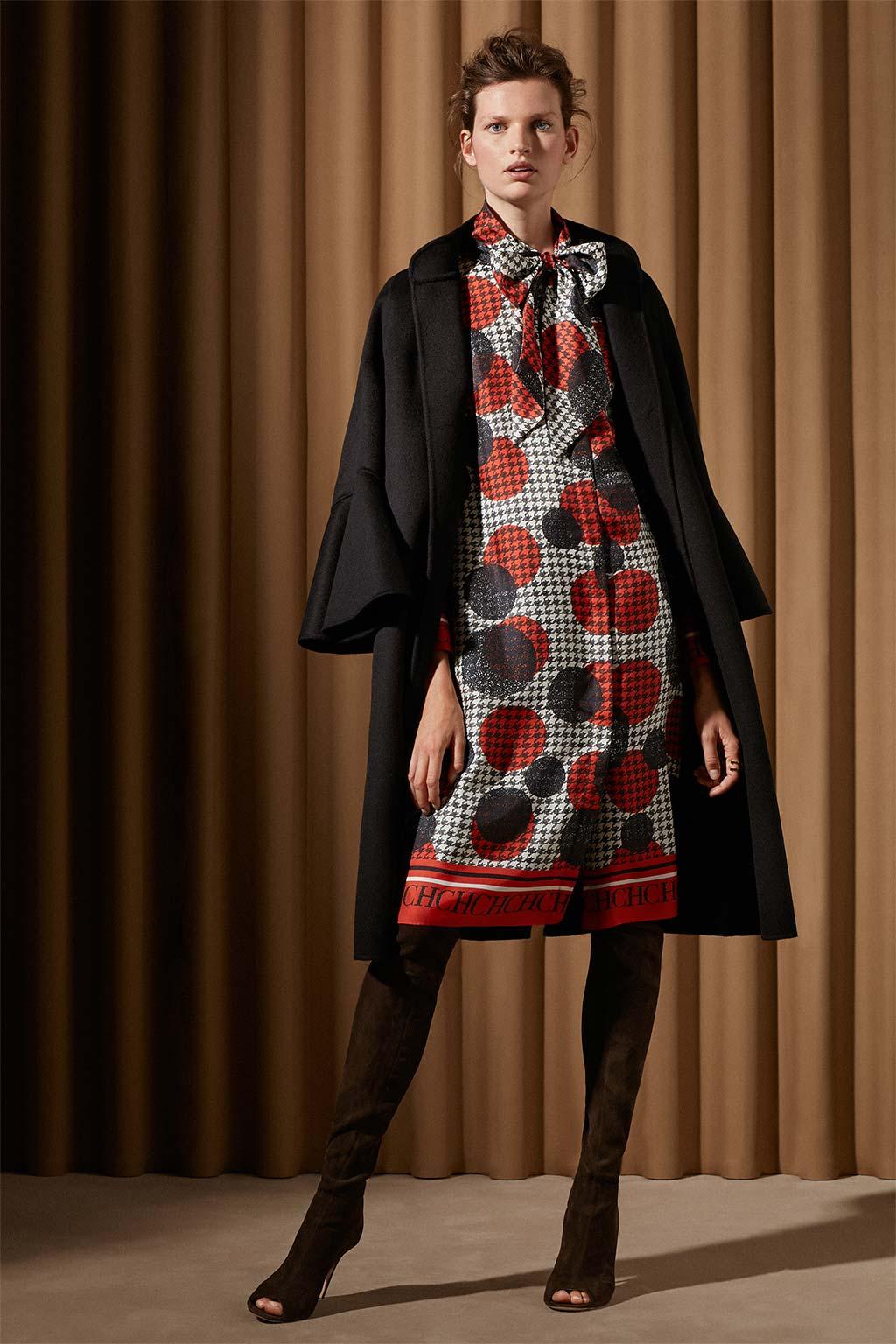 CH Carolina Herrera. New womenswear collection Spotlight. Look 02