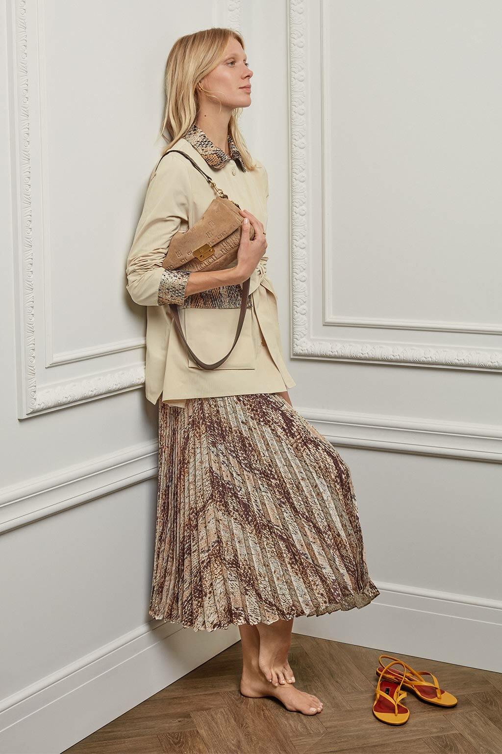 CH Carolina Herrera. New womenswear collection Resort. Look 03