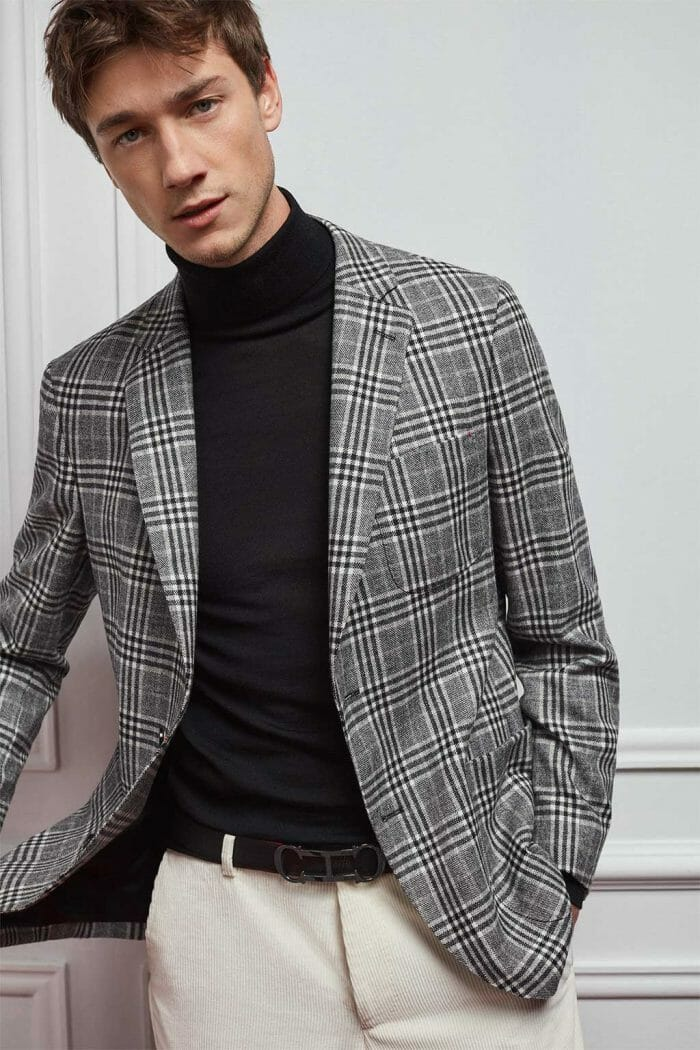 CH Carolina Herrera. New Menswear Collection Spring Preview. Look 03