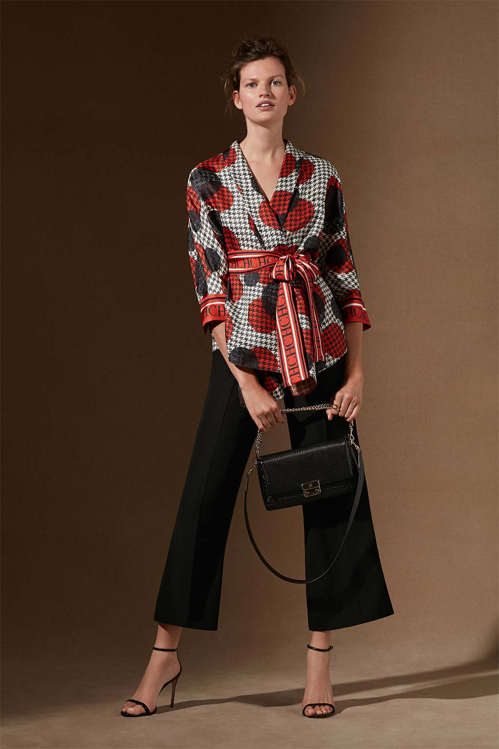 CH Carolina Herrera. New womenswear collection Spotlight. Look 04