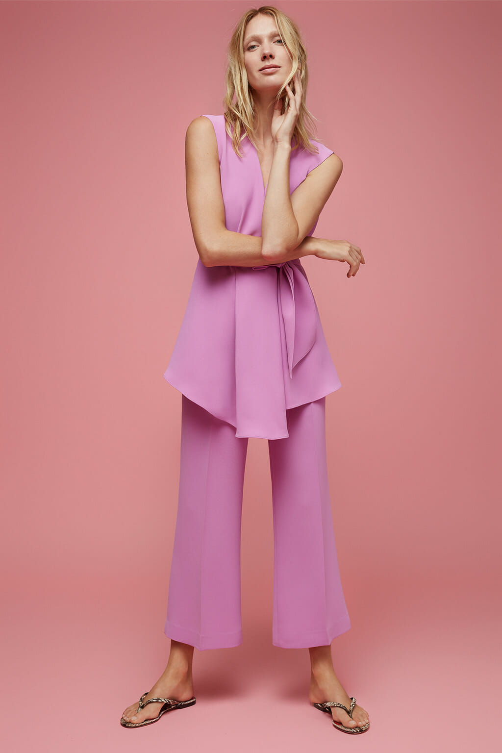 CH Carolina Herrera. New womenswear collection Resort. Look 07