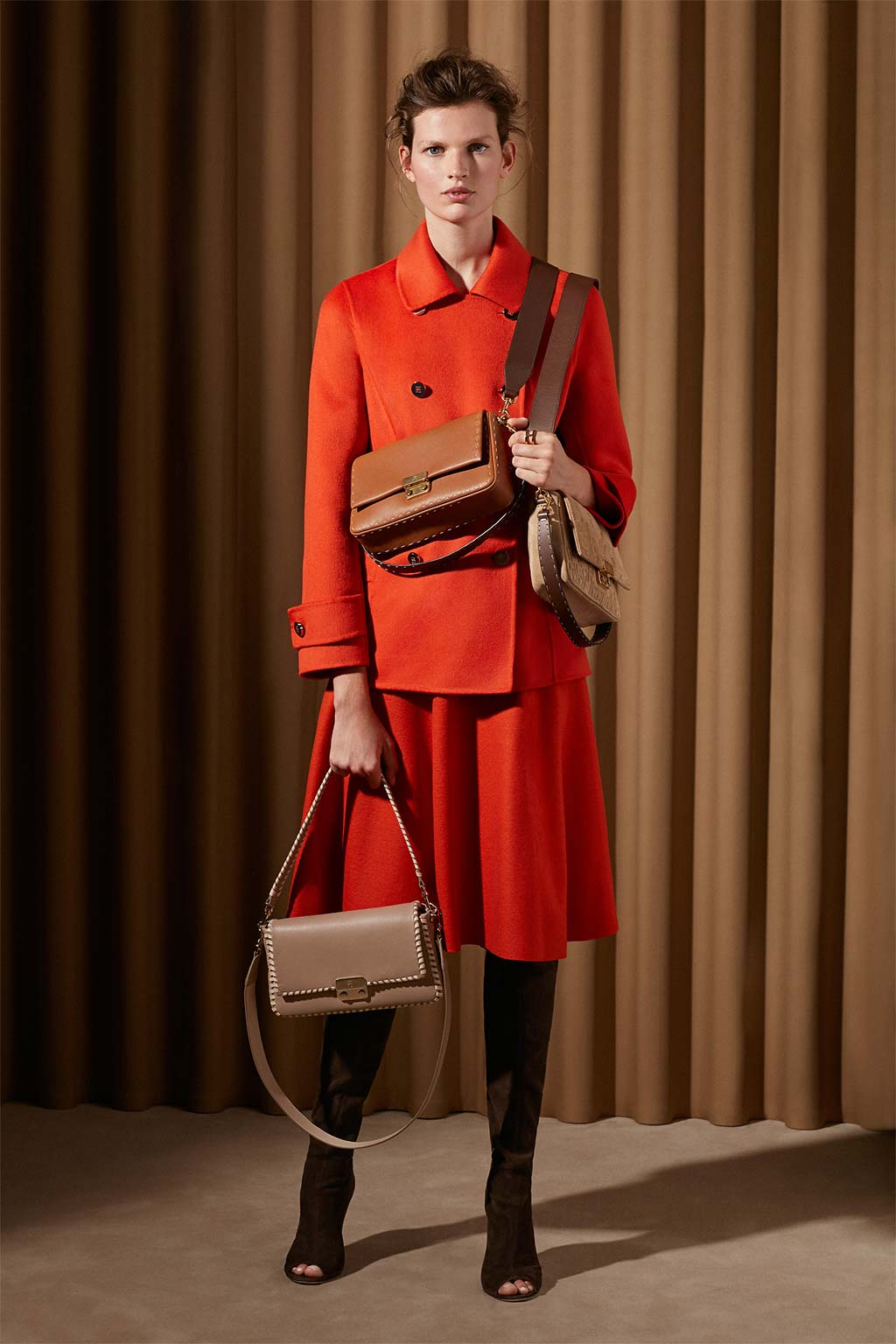 CH Carolina Herrera. New womenswear collection Spotlight. Look 07