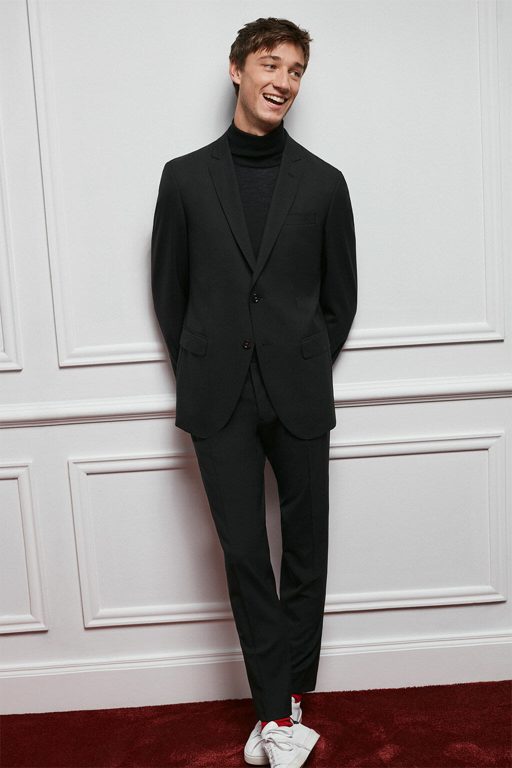 CH Carolina Herrera. New Menswear Collection Spring Preview. Look 10